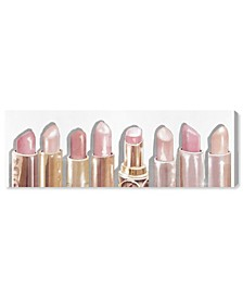 Lipstick Shades Canvas Art Collection