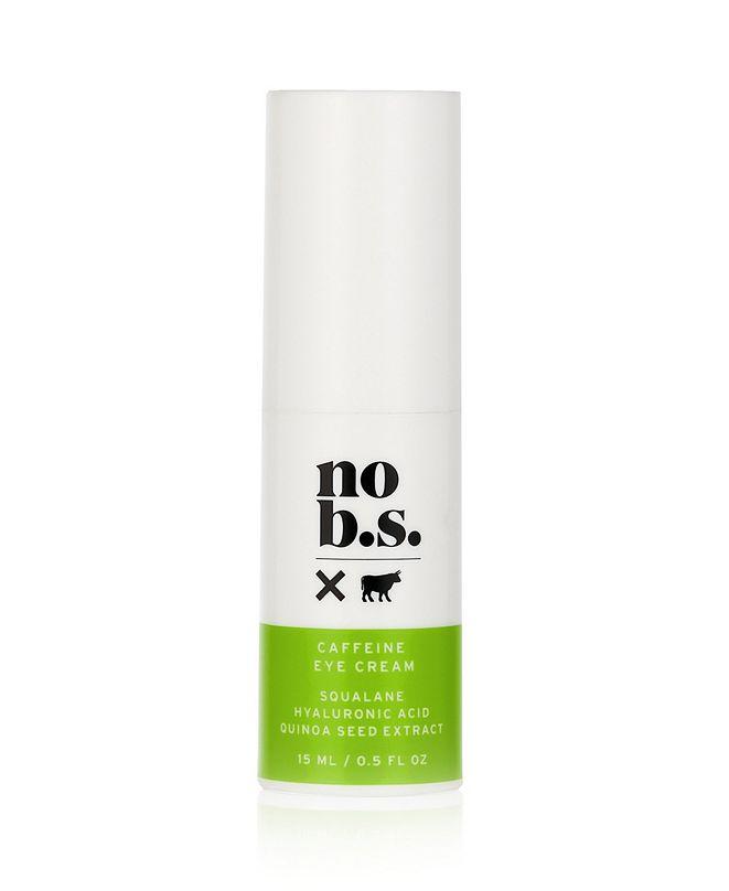 No Bs Caffeine Eye Cream