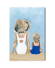 Love You More Canvas Art Collection