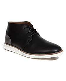 Men's Adrian Classic Lace-up Lightweight Dress Comfort Boot