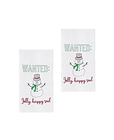Jolly Happy Soul Kitchen Towel, Set of 2