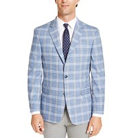 Deals on Tommy Hilfiger Mens Modern-Fit THFlex Stretch Sport Coat