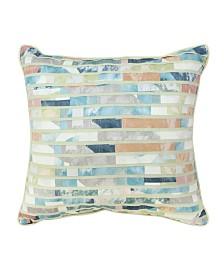 "Croscill Marley 18"" Square Pillow"