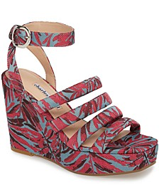 Collection Judy Wedges