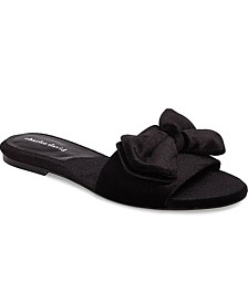 Charles David Collection Slipper Sandals