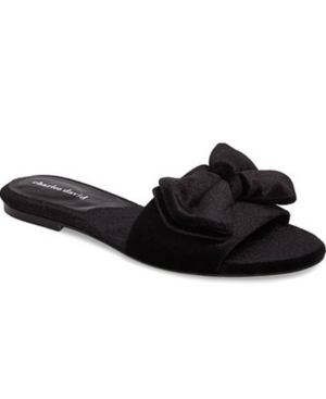 Charles David Flats COLLECTION SLIPPER SANDALS WOMEN'S SHOES