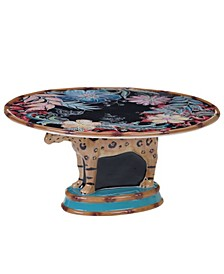 Exotic Jungle 3-D Cake Stand