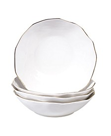 Certified International 4-Pc. Soup Bowls