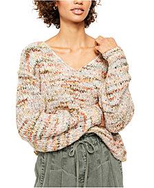 Free People Highland V Sweater