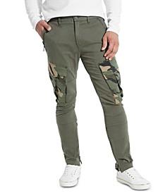 Men's Camo Pocket Cargo Pants