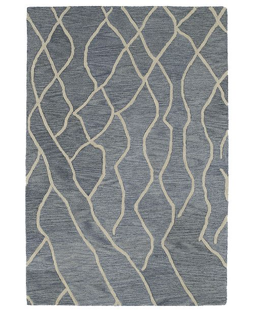 Kaleen Casablanca CAS03-75 Gray Area Rug Collection