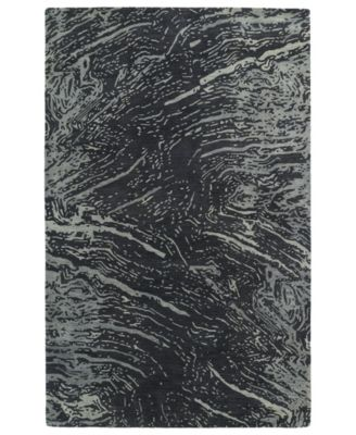 Brushstrokes BRS01-38 Charcoal 9'6