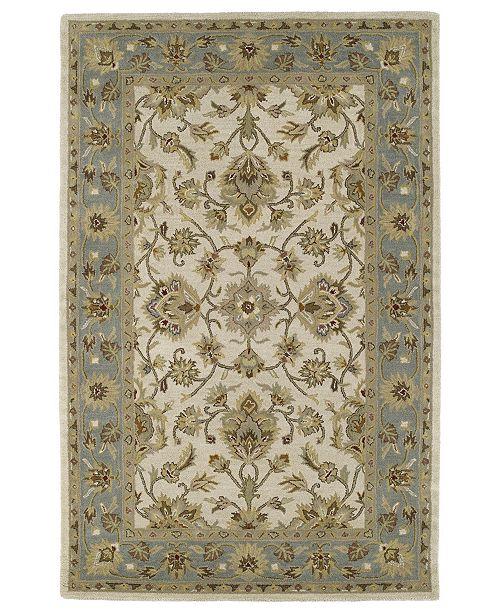 Kaleen Khazana St.George-61 Ivory Area Rug Collection