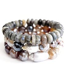 Stackable Bracelet Set