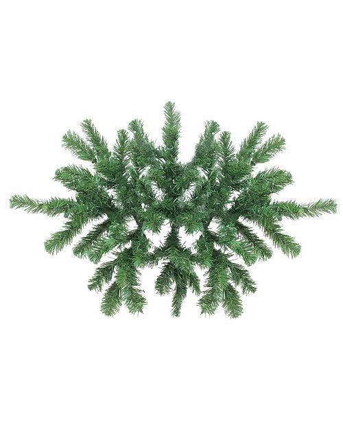 "Northlight 28"" Deluxe Windsor Pine Artificial Christmas Swag - Unlit"