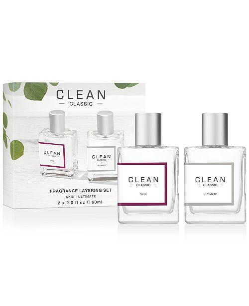 CLEAN Fragrance 2-Pc. Classic Eau de Parfum Gift Set, Created For Macy's