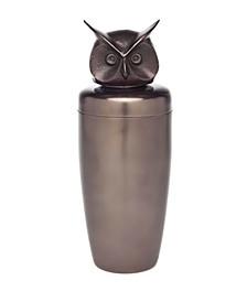 Owl Head Cocktail Shaker