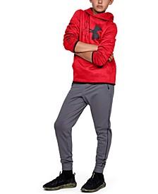 Boys' Armour Fleece® Branded Hoodie