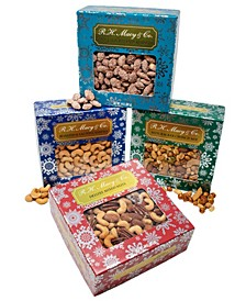 R.H. Macys & Co. Nuts Collection