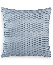 """Classic Serena 16"""" x 16"""" Beaded Decorative Pillow, Created for Macy's"""
