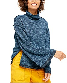 Sunny Days Turtleneck Sweater