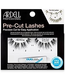 Pre-Cut Lashes - Wispies