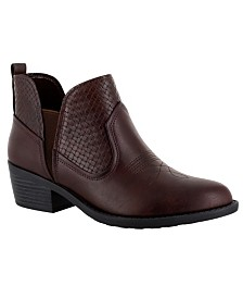 Easy Street Legend Booties