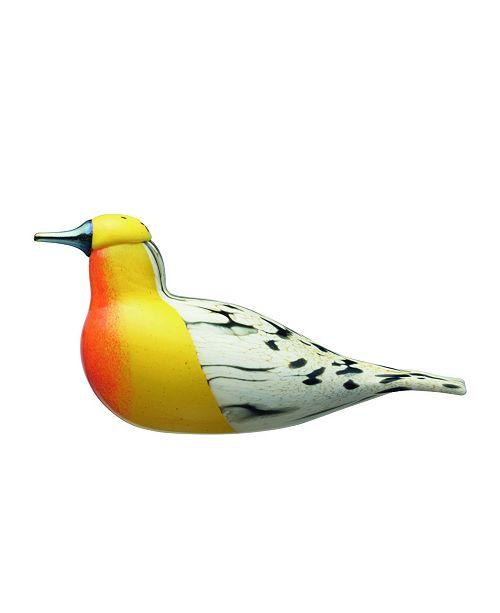 iittala Toikka Birds Blackburnian Warbler