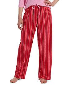 Hue® Temp Tech® Sprinkle Stripe Pajama Pants