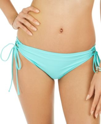 Juniors' Adjustable Bikini Bottoms, Created for Macy's