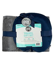 Travel Pillow & Blanket Set