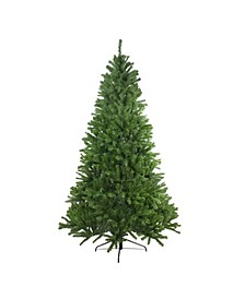 7.5' Waterton Spruce Medium Artificial Christmas Tree - Unlit