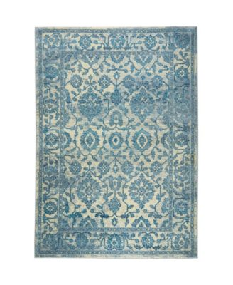 CLOSEOUT! Global Rug Design Venus VEN07 Ivory 7'9