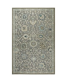 Chandler Aster Gray Area Rug Collection