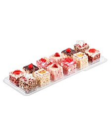 Romantic Valentines Assortment of Rice Krispie Treats