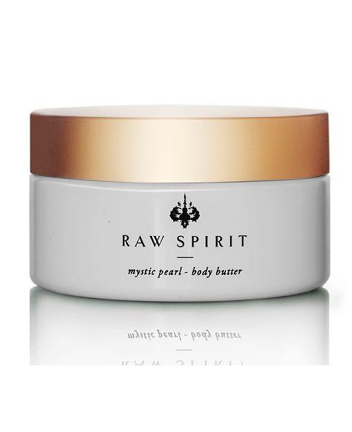 Raw Spirit Mystic Pearl Body Butter, 8 Oz.