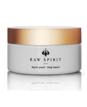 Raw Spirit Mystic Pearl Body Butter, 8 Oz.
