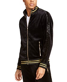 INC Men's Battlestar Track Jacket, Created For Macy's