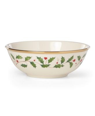 Holiday Place Setting Bowl