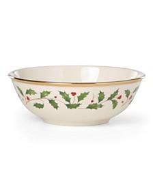 Lenox Holiday Place Setting Bowl