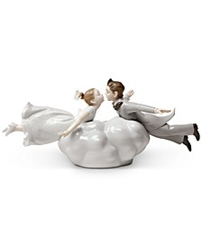 Wedding in the Air Figurine