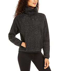 Therma Fleece Cowlneck Training Top
