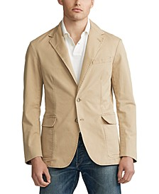 Men's Stretch Chino Sport Coat
