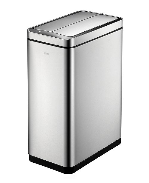 EKO Deluxe Phantom Stainless Steel 45L Motion Sensor Bin