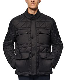 Men's Brickfield Quilted Four Pocket Jacket