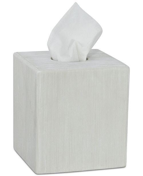 Dkny Fine Lines Tissue Box Holder