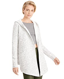 Quilted Hooded Wrap, Created for Macy's