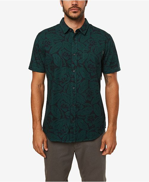O'Neill Men's Humdinger Short Sleeve Shirt