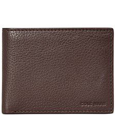 Men's Passcase Leather Wallet