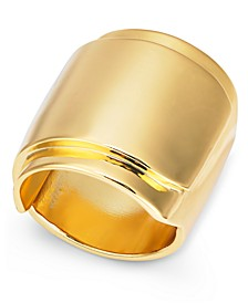 Gold-Tone Wide Ring, Created For Macy's